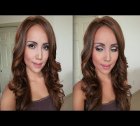 JESSICA ALBA Make-up Transformation