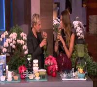 Jessica Alba on Ellen Degeneres Show  2013.03.11