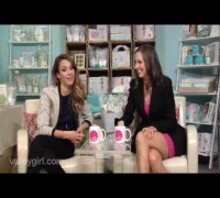 "Jessica Alba on ""Valley Girl Show"" with Jesse Draper"