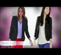 Jessica Alba's Look for Less - Nikki's Closet