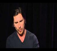 Jill Simonian interviews Christian Bale (2012)