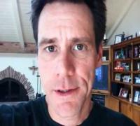 jim carrey's message to emma stone