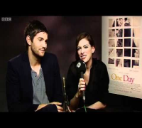 Jim Sturgess & Anne Hathaway BBC Radio 1