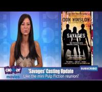 John Travolta & Uma Thurman To Reunite In 'Savages'
