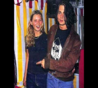 JOHNNY DEPP ET KATE MOSS