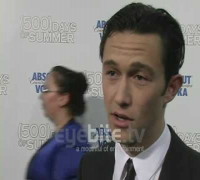 Joseph Gordon-Levitt has a Natalie Portman Actor Crush