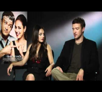 JT and Mila Kunis talk about Friends with Benefits