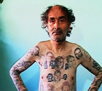 Julia Roberts Biggest Fan?!! Man Has 82 Tattoos..