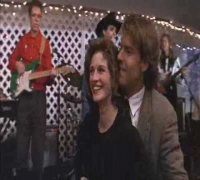 Julia Roberts & Dennis Quaid's dance