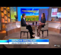 "Julia Roberts @ ""Good Morning America"" - 2012"