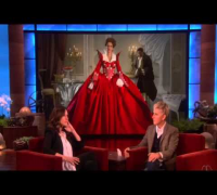 Julia Roberts Scare, Round 2 on The Ellen Degeneres Show