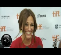 Julia Roberts tiff 2013 Red carpet talks