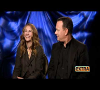 "Julia Roberts & Tom Hanks @ ""Larry Crowne"" Press Junket - 2011 (Extra)"
