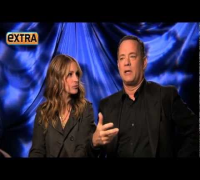 "Julia Roberts & Tom Hanks @ ""Larry Crowne"" Press Junket (Extra Raw) - 2011"