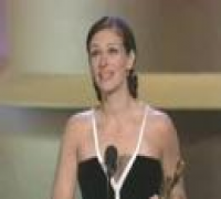 Julia Roberts winning an Oscar®