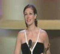 Julia Roberts winning an Oscar®