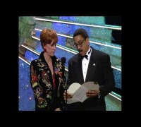 Julia Roberts Wins Best Actress Motion Picture Musical or Comedy - Golden Globes 1991