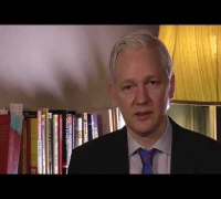 Julian Assange on Benedict Cumberbatch's Australian Accent