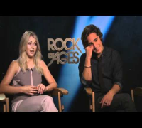 "Julianne Hough, Diego Boneta and Malin Akerman for ""Rock of Ages"" 