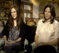 Julianne Moore and Maggie Gyllenhaal interview