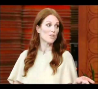Julianne Moore   Crazy, Stupid, Love  Interview July 28 11