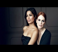 Julianne Moore,Doutzen Kroes,Eva Longoria in new L'Oréal ad - 2013