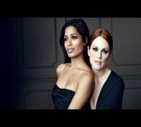 Julianne Moore,Doutzen Kroes,Eva Longoria in new L'Oréal ad - 2013