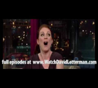 Julianne Moore in Late Show with David Letterman 2010-06-30