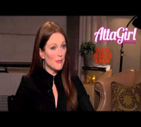 Julianne Moore talks playing a rockstar in What Maisie Knew