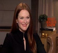 Julianne Moore Talks 'What Maisie Knew'
