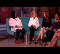 Julianne Moore The View 5-24-13