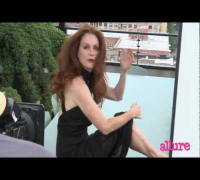 Julianne Moore's Allure Cover Shoot