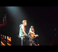 Justin Bieber All that Matters - Acoustic Live 27/11/2013