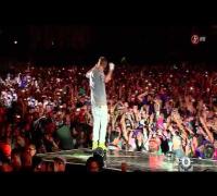 Justin Bieber - Concierto México Zocalo 2012 HD Parte 1/5