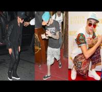 Justin Bieber Fashion Style 2013