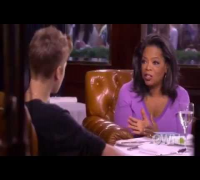 Justin Bieber interview with Oprah (part 2 of 4)