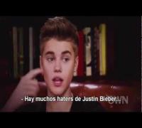 Justin Bieber on Oprah 2012 (Subtitulado al español) [Parte 1]