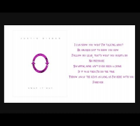 Justin Bieber  - Swap It Out - Lyrics - (Audio)