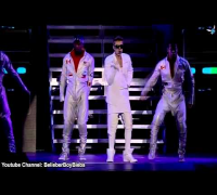 Justin Bieber - Take You | Concert Chile Live High Definition