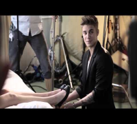 Justin Bieber - The Key (Behind The Scenes)