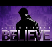 """JUSTIN BIEBER's Believe"" 