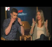 JUSTIN TIMBERLAKE and CAMERON DIAZ EXCLUSIVE INTERVIEW by MTV INDIA Digital