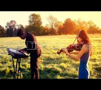 Justin Timberlake Medley (Piano and Violin Cover) - Jegz & Sonali Pabari