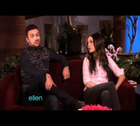 Justin Timberlake & Mila Kunis on Being Nude with Ellen Degeneres