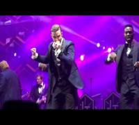 Justin Timberlake - Murder / Poison (Bell Biv DeVoe cover at Staples Center 11/26/13)
