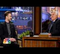 Justin Timberlake On 'Runner Runner' - The Tonight Show with Jay Leno