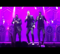 Justin Timberlake - Poison (Bell Biv DeVoe cover at Honda Center 11/27/13)
