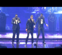 Justin Timberlake - 'Poison' (Bell Biv DeVoe cover) - Barclays Center - Brooklyn, NY - 11/6/13