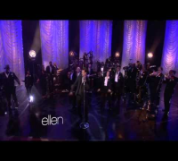 Justin Timberlake - Pusher Love Girl (Ellen - Live 2013)