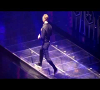 "Justin Timberlake Singing, ""Mirrors"" At His 20/20 Experience Concert In Orlando"
